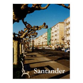 Santander Postcard