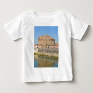 Sant'Angelo Castle in Rome, Italy Baby T-Shirt