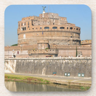 Sant'Angelo Castle in Rome, Italy Coaster