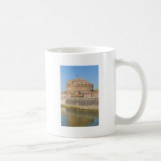 Sant'Angelo Castle in Rome, Italy Coffee Mug