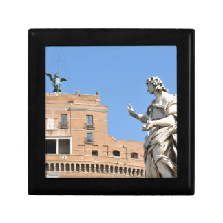 Sant'Angelo Castle in Rome, Italy Gift Box