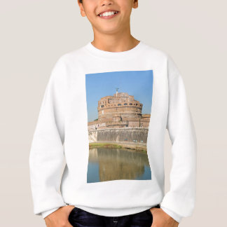 Sant'Angelo Castle in Rome, Italy Sweatshirt
