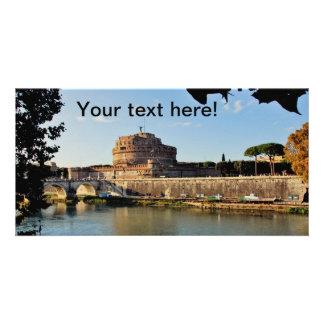 Sant'Angelo castle Photo Card
