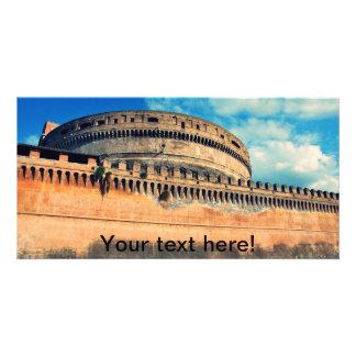 Sant'Angelo castle Picture Card