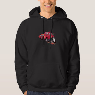 Santa's 39 Chevy sweatshirt