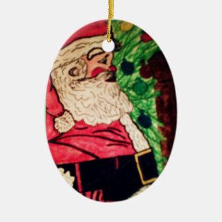 SANTAS BELLY ornament