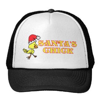Santas Chick Hats