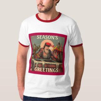 Santa's Chimney T-Shirt