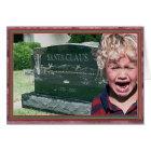 santas dead card