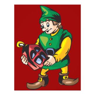 Santas Elf and Lantern Flyers