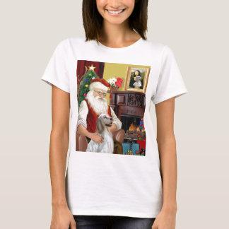 Santa's English Setter T-Shirt