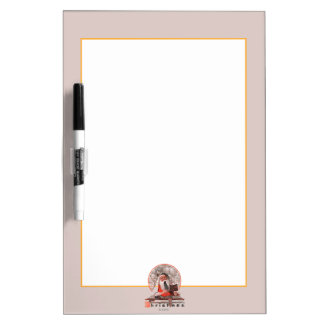Santa's Expenses Dry Erase Board