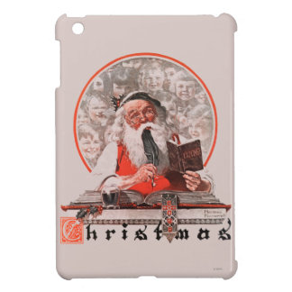 Santa's Expenses iPad Mini Cases