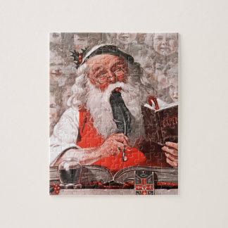 Santa's Expenses Jigsaw Puzzle