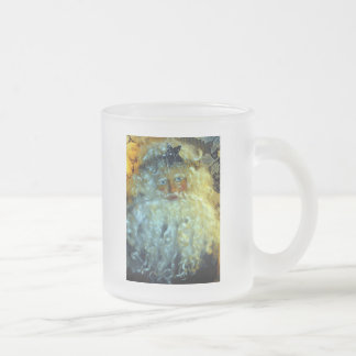 Santa's Face Coffee Mug