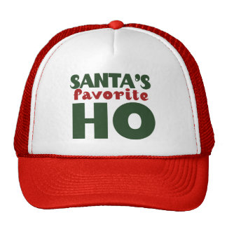 Santas Favorite HO Trucker Hat