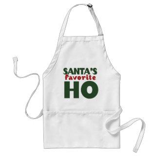 Santas Favourite HO Apron