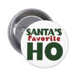 Santas Favourite HO Button