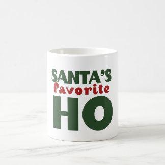 Santas Favourite HO Mug