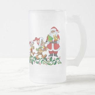 Santas Gift Coffee Mug