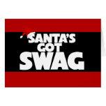 Santa's got SWAG