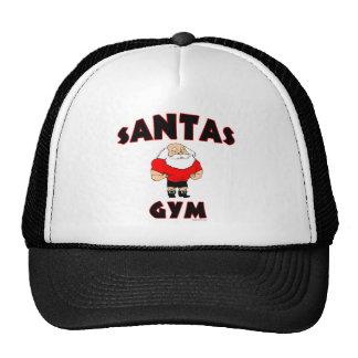 Santas Gym Hat