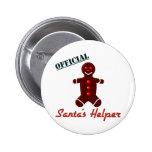 Santa's Helper Button