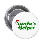 Santas Helper Green Badge