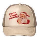 Santas Huge Package Cap