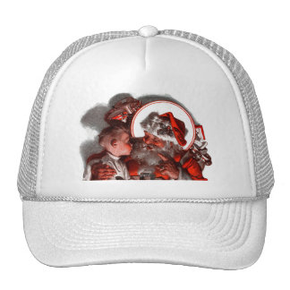 Santa's Lap Hats