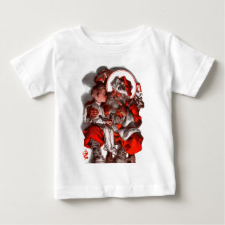 Santa's Lap T Shirt