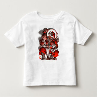 Santa's Lap Toddler T-Shirt
