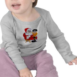 Santa's Lap Tee Shirt