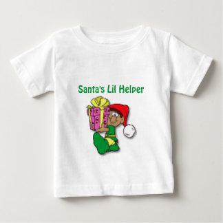 Santa's Lil Helper T-Shirt - Kid's