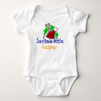 Santa's Little Helper child tshirt