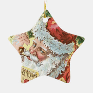 Santa's Little Helper Christmas Ornament