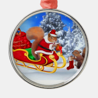 SANTA'S LITTLE HELPER CHRISTMAS ORNAMENT