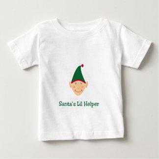 Santa's little helper. Elf Christmas gifts & tees. T-shirts