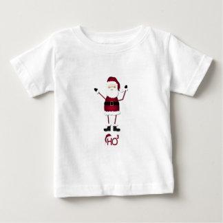 Santa's Math Baby T-Shirt