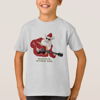 Santa's Other Gig T-Shirt
