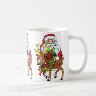 Santas Rudolph Mug