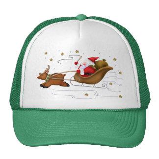 Santa's Sleigh - Hat