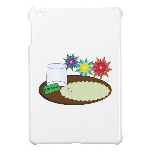 Santas Snack iPad Mini Covers