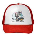 Santa's Special Delivery! Hats