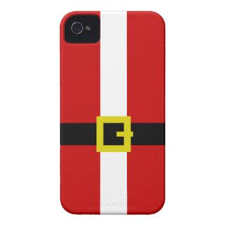 Santa's Suit iPhone 4 Case