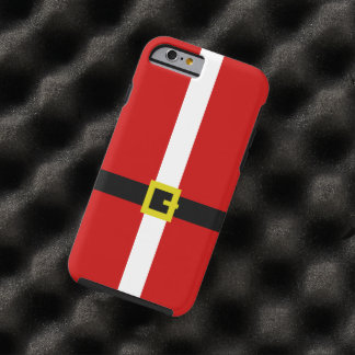 Santa's Suit | Christmas Tough iPhone 6 Case