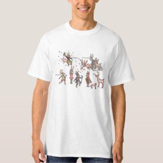 Santa's Team T-Shirt