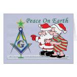 Santa's Tree Cards