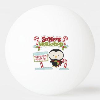 Santa's Workshop Penguin/Jolly Holidays