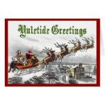 Santa's Yuletide Greetings